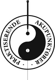 Logo for Praktiserende Akupunktører