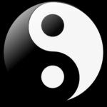 Yin og yang symbolet